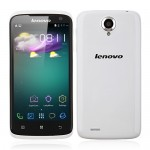 "Lenovo S820 4.7"" HD 1/4Gb MTK6589 Android 4.2"