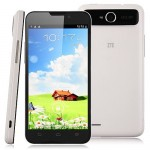 "ZTE V987 5"" HD 1/4Gb MTK6589 Android 4.2"